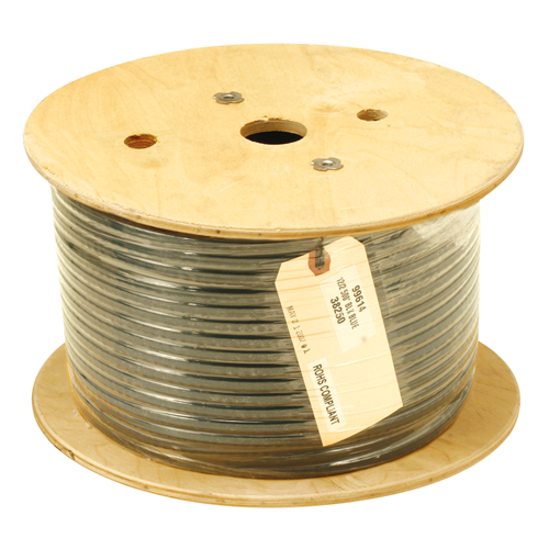 PRIMARY WIRE 14GA 500' BLACK