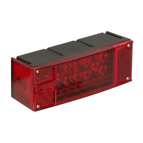 LED TAIL LIGHT RED LEFT 18 + 5 DIODE
