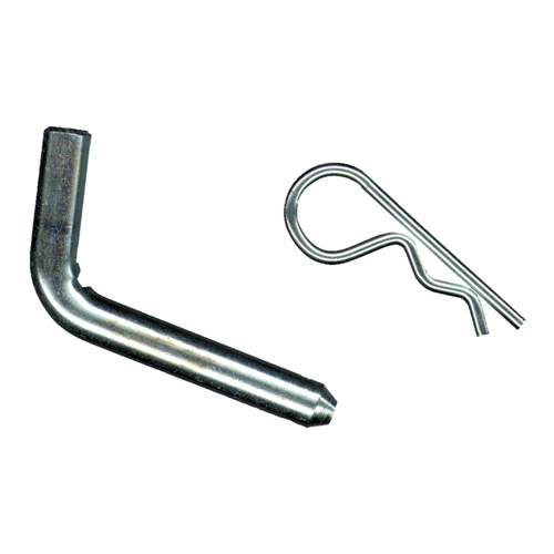 HITCH PULL PIN W/ CLIP 1/2""