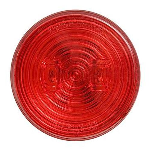 "LED MARKER LIGHT 2.5"" RED"