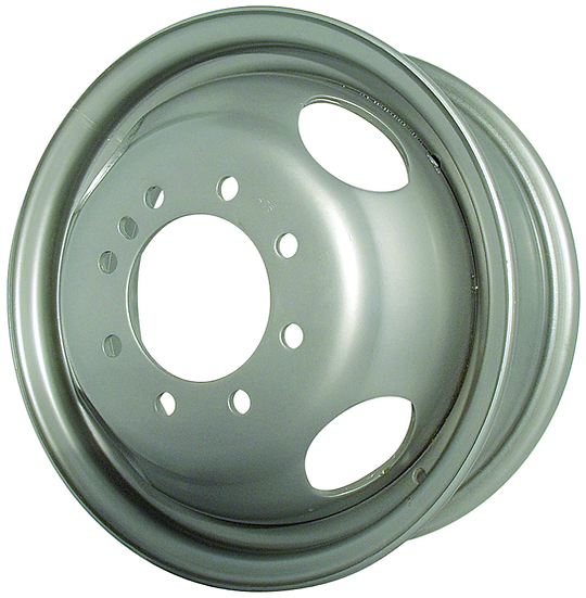 "DOUBLE WHEEL 16"" X 6"" (BOLT PATTERN 8x6.5"" PILOT: 4.75"")"
