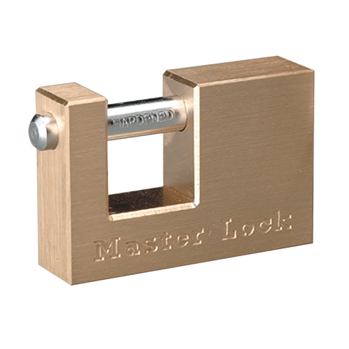 SOLID BRASS COUPLER LOCK
