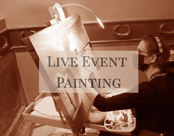Live Event Painting