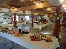 Salle restauration Jura   Salle d'hôte   Assocaition Broquet-Leuenberger   Movelier