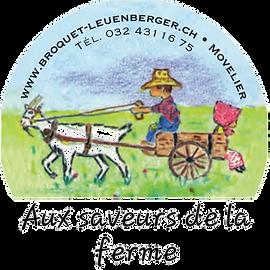 Aux saveurs de la ferme | Broquet | Leuenberger | Broquet-Leuenberger | Terroir Jura | Spécialité du Canton du Jura | Vente directe | Produits laitiers | Viandes fraîches | Lait Jura | Movelier | Jura
