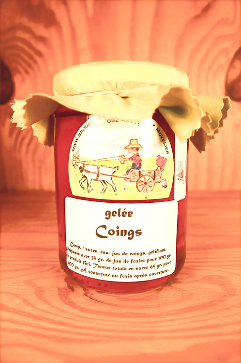 Gelée Coings