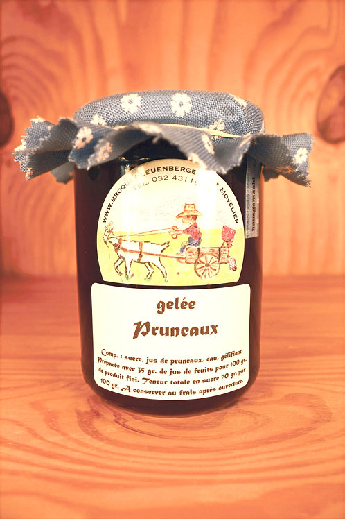 Gelée Pruneaux