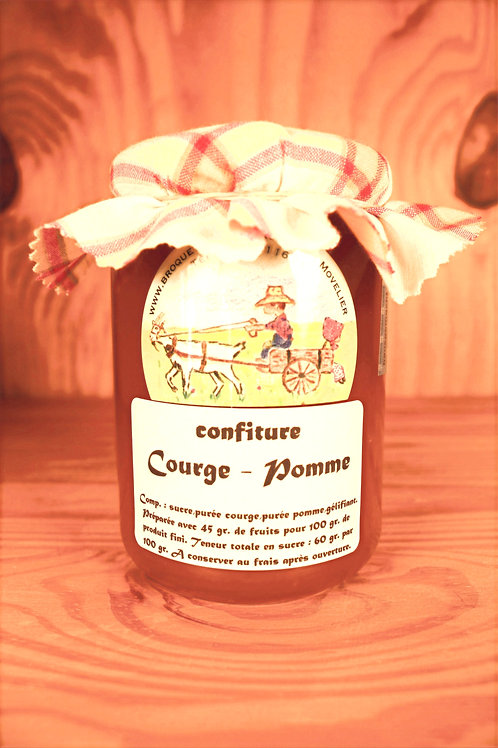 Confiture Courge - Pomme
