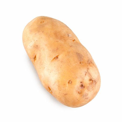 Potatoes, salad