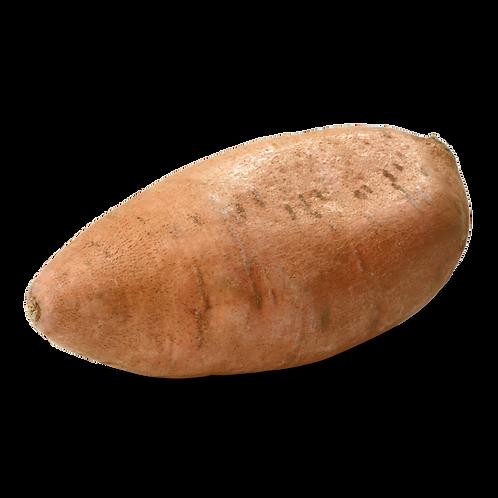 Sweet Potatoes, orange - not sure yet ..