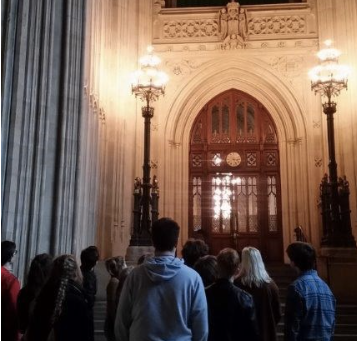 London Politics Trip