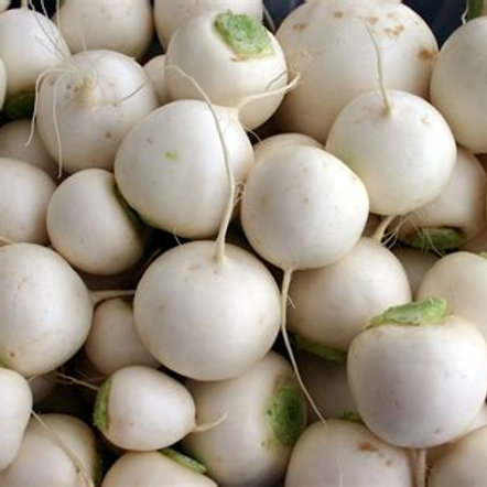 Turnips, white - 250g