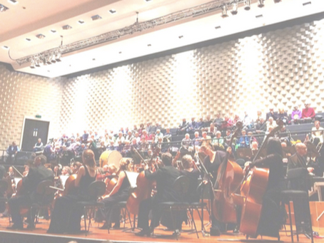 Music Students meet Bournemouth Symphony Orchestra