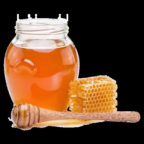 Honey, raw - runny - 1lb jar
