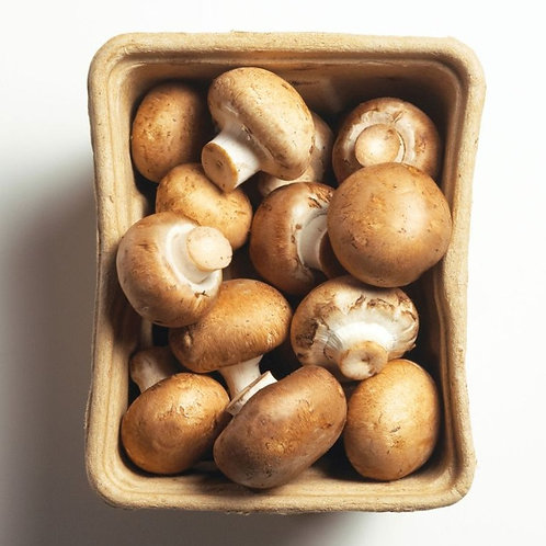 Mushrooms, Chestnut - 200g punnet