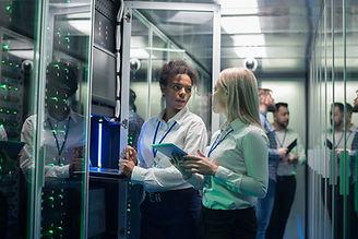 Cloud Services, Data Centre Migration