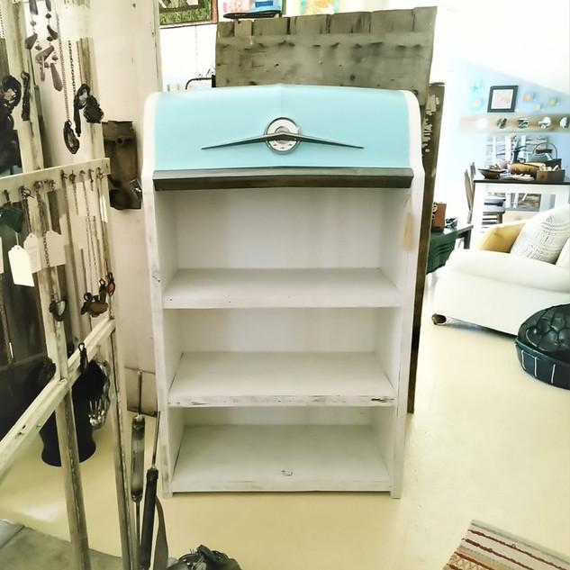 1957 Pontiac Chieftain Hood Book Shelf Unit