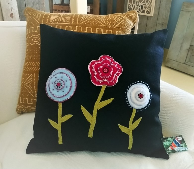 Reclaimed Wool Pillow