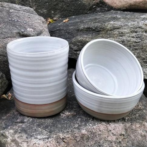 Linda Dougherty, Hawkeye Pottery