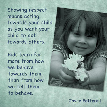 Children and respect