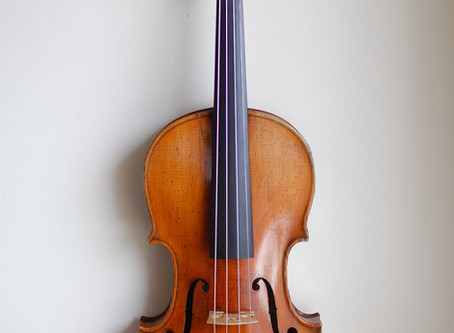 Tips on Traveling with a Violin