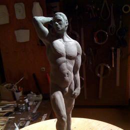 Traditional Clay Sculpt