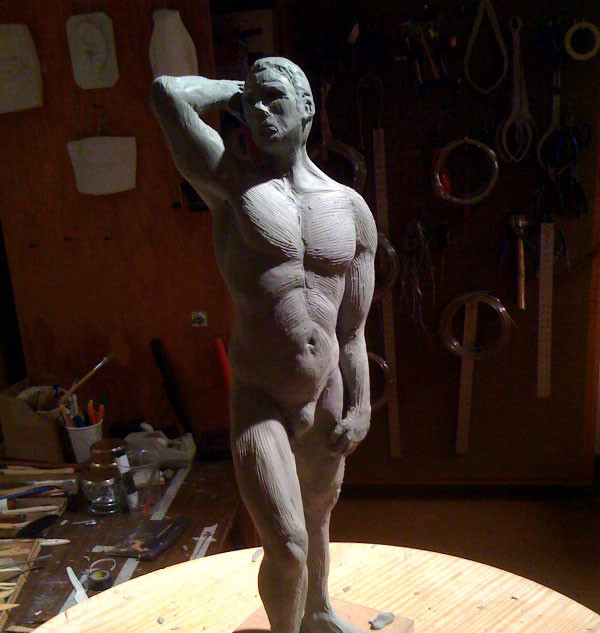 Traditional Clay Sculpt