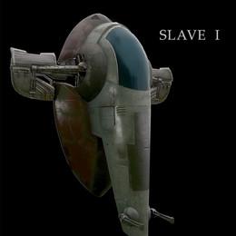 Slave I - Fan Art