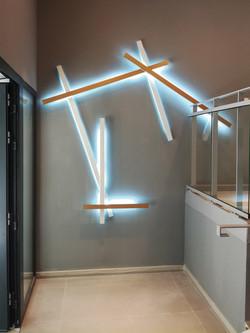 Rés. Luminescence : Hall d'accueil