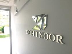 Résidence KohiNoor : Hall d'accueil