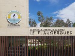 Occitalia logo Le Flaugergues HL