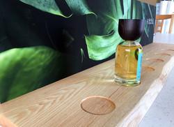 Présentoir 6 flacons : NOUT Parfum