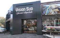 Façade Vision sud