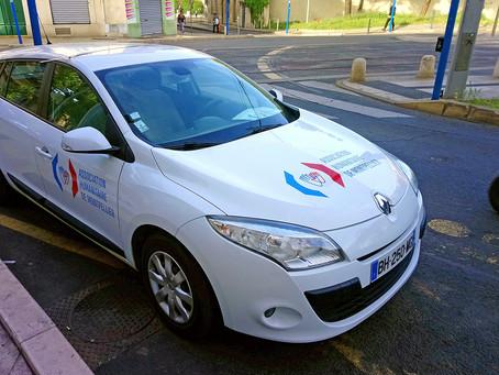 Véhicules : Association Humanitaire de Montpellier