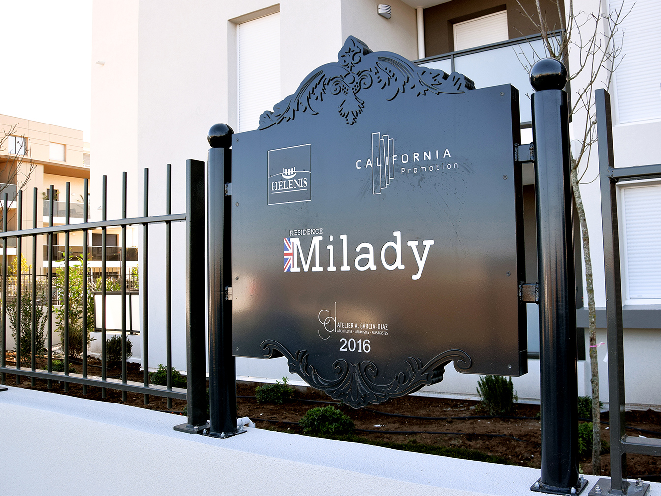 Totem Résidence Milady - Helenis