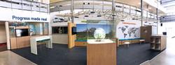 Décoration bureau : Atrium DELL Technologies