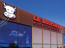 Façade La Boucherie St Gely