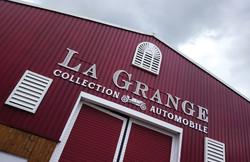 Façade La Grange
