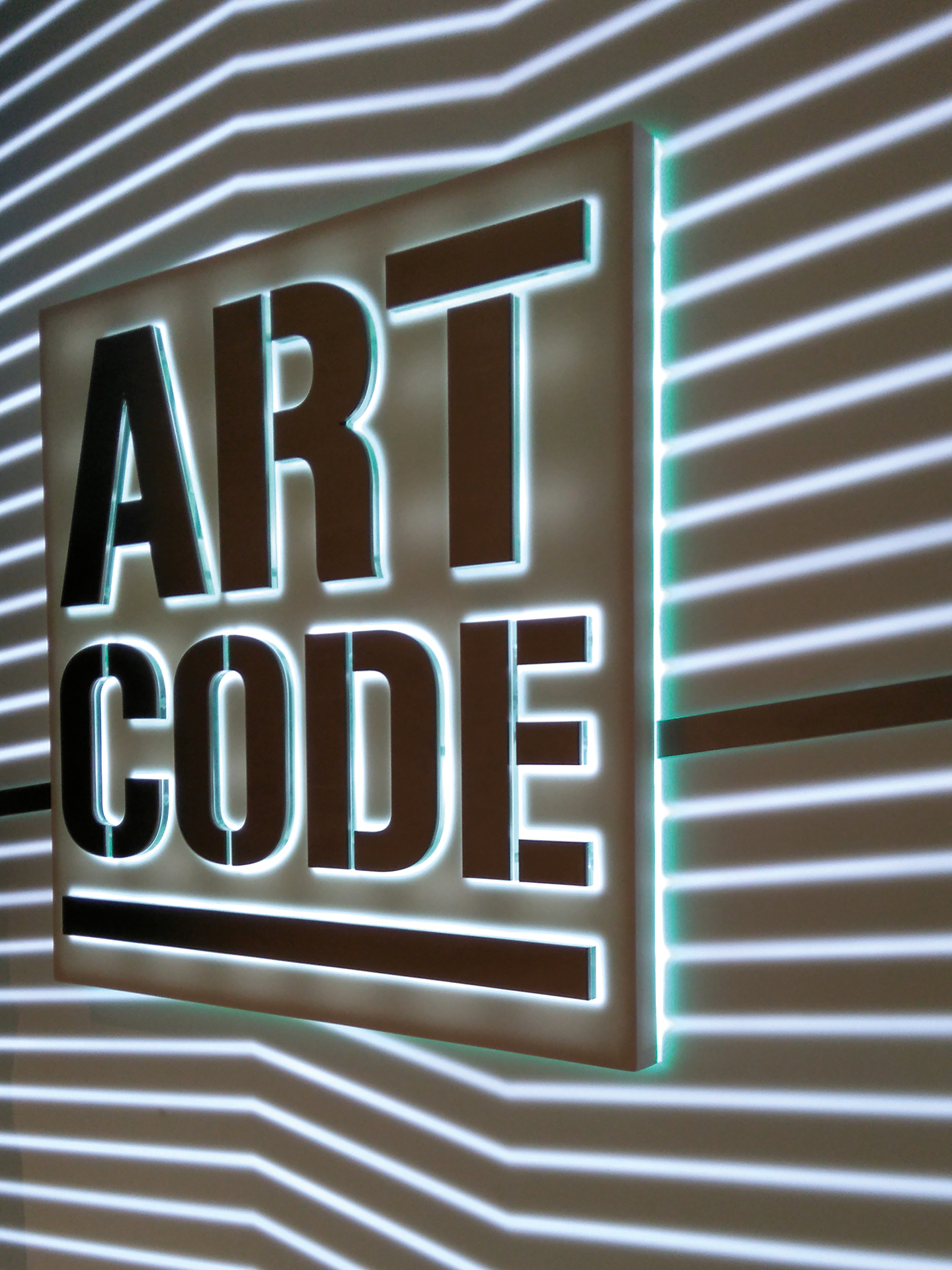 Résidence Art code : Hall d'accueil