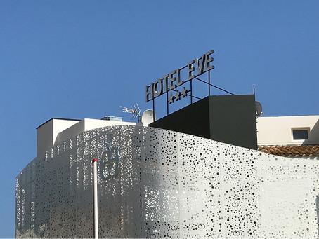 Enseigne grand format : Hôtel Eve
