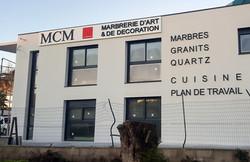 Devanture MCM