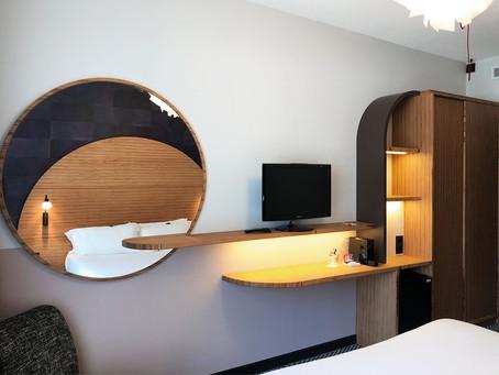 Armoires sur mesure : Golf Hôtel > MACH Architectes
