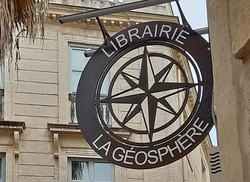 Librairie La Géosphère