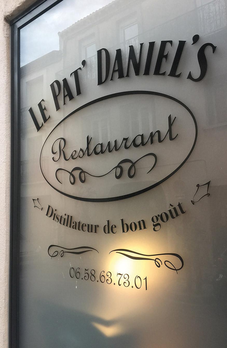 Vitrine Pat's Daniel's