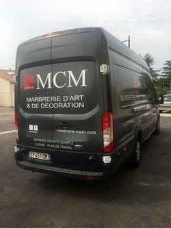 Total covering pour MCM