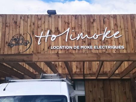Enseigne : Holimoke