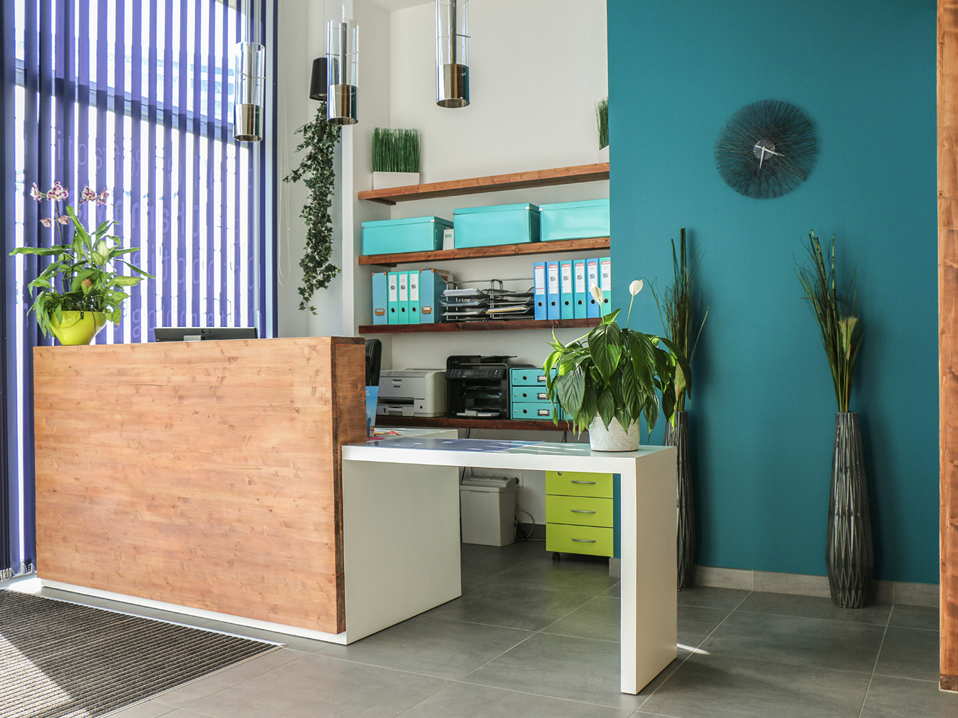 Accueil cabinet d'ophtalmologie