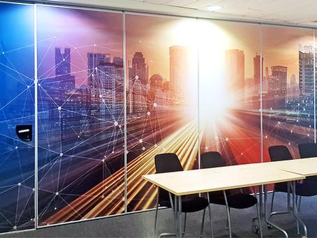 Murs d'images & signalétique : Dell Technologies
