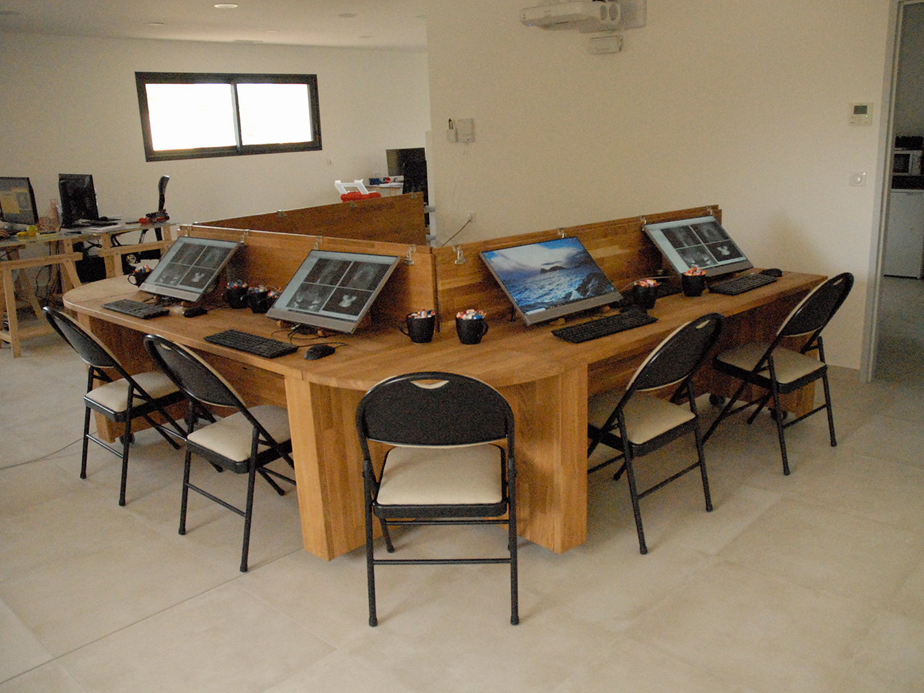 Bureaux formation combinés