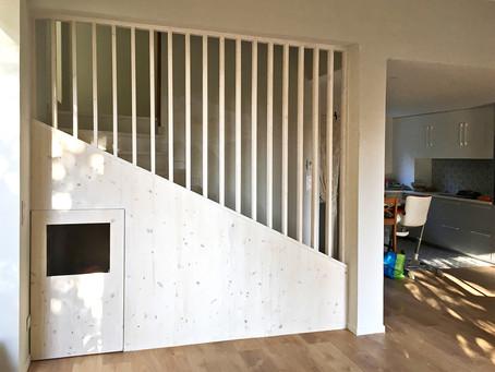 Claustras maison individuelle > Argilés Baró Architecte
